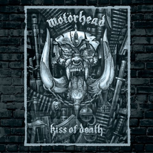 motörhead kiss of death (2006) (sanctuary records) (13 tracks) 320 kbps mp3 album