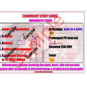 rheumatic fever study card (pdf) file
