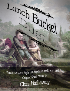 lunch bucket duet sheet music