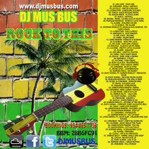 dj mus bus rock 2 this reggae mix