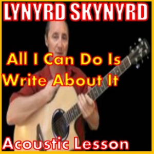 all i can do is write about it by lynyrd skynyrd