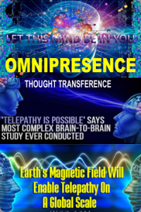 etheric telepathy - omnipresent- thought amplification