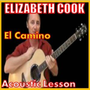 learn to play el camino by elizabeth cook
