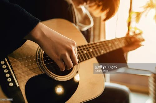 test how to play guitar