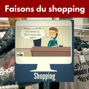 faisons du shopping complete life aspect