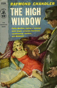 the high window by raymond chandler (1942)