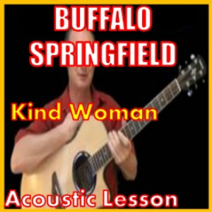 learn to play kind woman by buffalo sprindfield