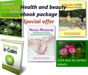 health and beauty ebook package