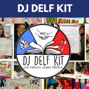 complete dj delf kit plus