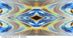 Prepared by J R Digital Designs, Cosmos, 2.86x1.43m, JR020295a | Photos and Images | Digital Art