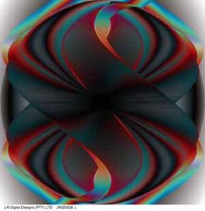 prepared by j r digital designs, zigzag, 0.5x0.5m, jr020528a