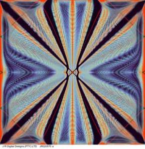 Prepared by J R Digital Designs, 2SidedSymmetrical, 0.4x0.4m, JR020570a | Photos and Images | Digital Art