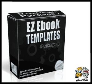 ez ebook templates package v1
