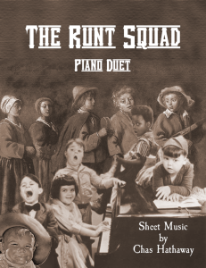 the runt squad sheet music pdf