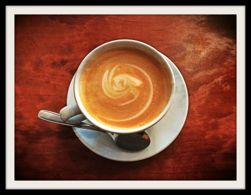 First Additional product image for - The Cappuccino (Storm in a coffee cup)
