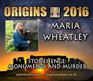 maria wheatley stonehenge: monuments and murder