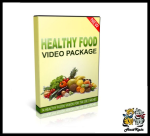 14 Healthy Food Videos Package | Movies and Videos | Fitness