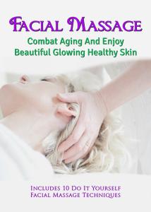 facial massage ebook for beautiful glowing healthy skin
