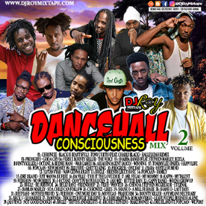 dj roy dancehall consciousness reggae mix vol.2