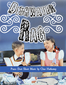 dishwater rag sheet music
