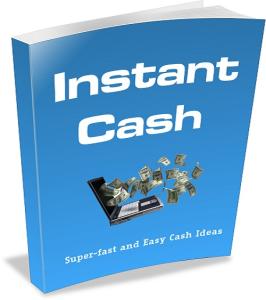 instant cash