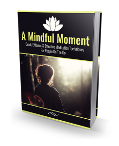 A Mindful Moment | eBooks | Meditation