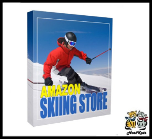 azon skiing plr online store - includes web hosting