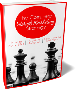 complete internet marketing strategy
