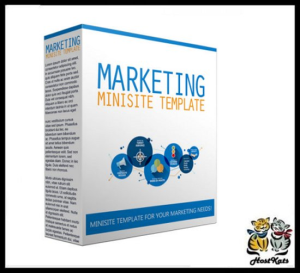 marketing minisite template may 2017 edition