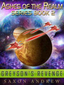 greyson's revenge  by  andrew saxon, 2012