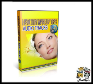 healthy makeup tips audio tracks