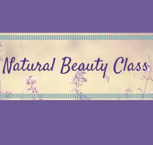 natural beauty class