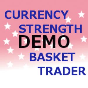 mt4 currency strength basket trader demo