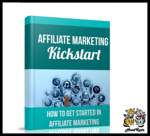 affiliate marketing kickstart - ebook