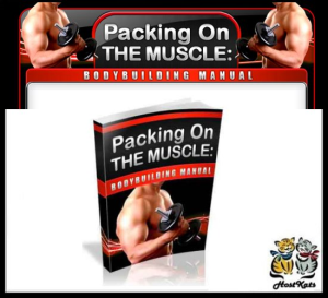 packing on the muscle - ebook
