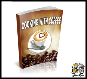 cooking with coffee - ebook