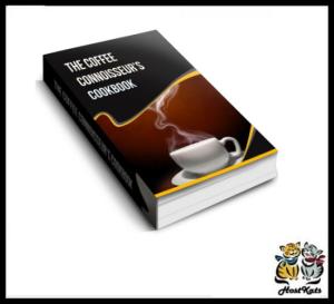 the coffee connoisseurs' cookbook - ebook