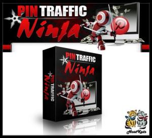 pin traffic ninja 2.0 - ebook