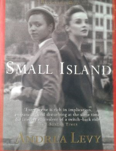 small island by levy andrea, 2004