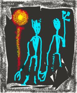 blue aliens 1