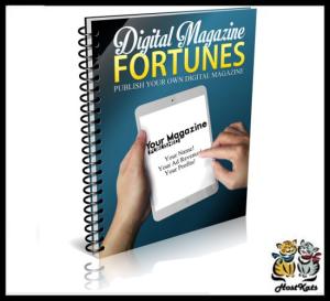 digital magazine fortunes - ebook