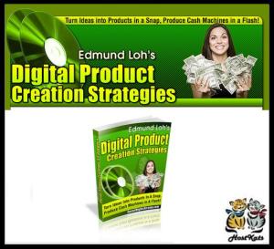 digital product creation strategies - ebook