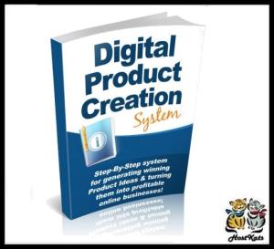 digital product creation system - ebook
