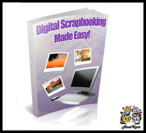 digital scrapbooking made easy - ebook