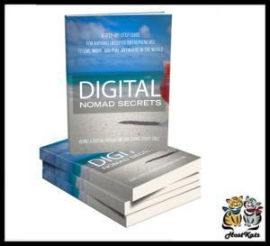 digital nomad secrets - ebook