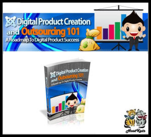 digital product creation - ebook