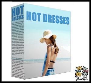 hot dresses trends - 25 plr articles
