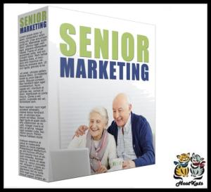 senior marketing ecourse - 10 plr articles