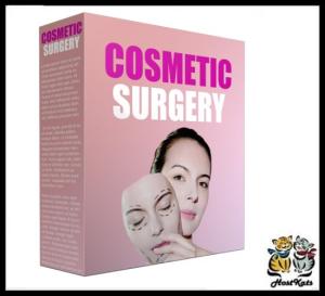 cosmetic surgery plr article bundle - 25 plr articles