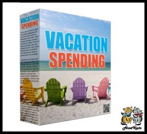 vacation spending plr articles - 10 plr articles